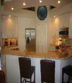 At Custom Cabinet Refacing Of Naples,we Specialize In Building Kitchen  Cabinets, Custom Office Libraries, Entertainment Centers, Custom Vanity,